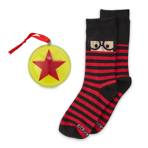 Edna Mode Holiday Socks in Ornament for Adults - Incredibles 2