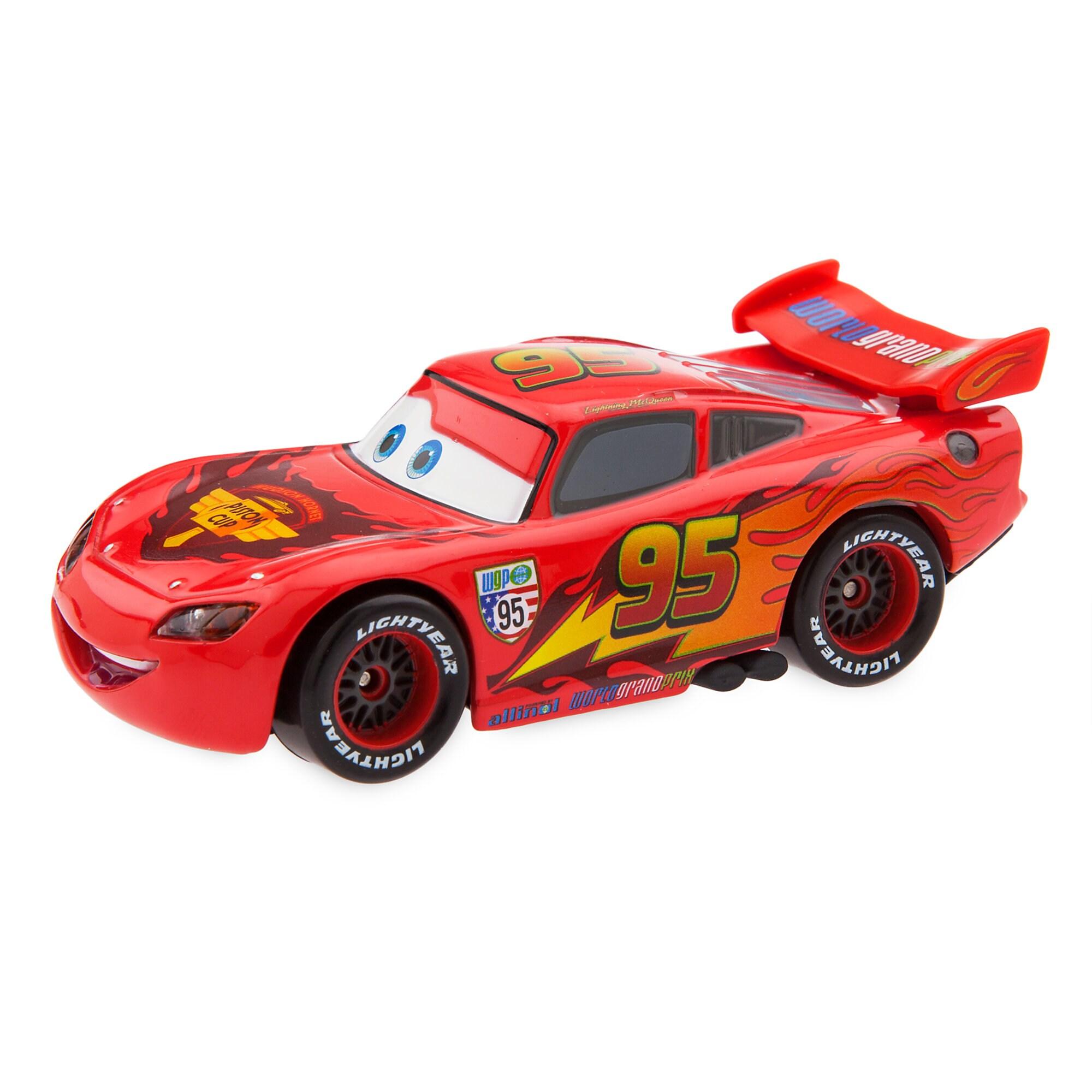 Lightning McQueen Die Cast Car - Cars