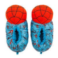 Image of Spider-Man Slippers for Kids # 3