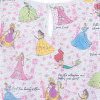 Image of Disney Princess Two-Piece Tulle Top and Leggings Set - Girls # 5