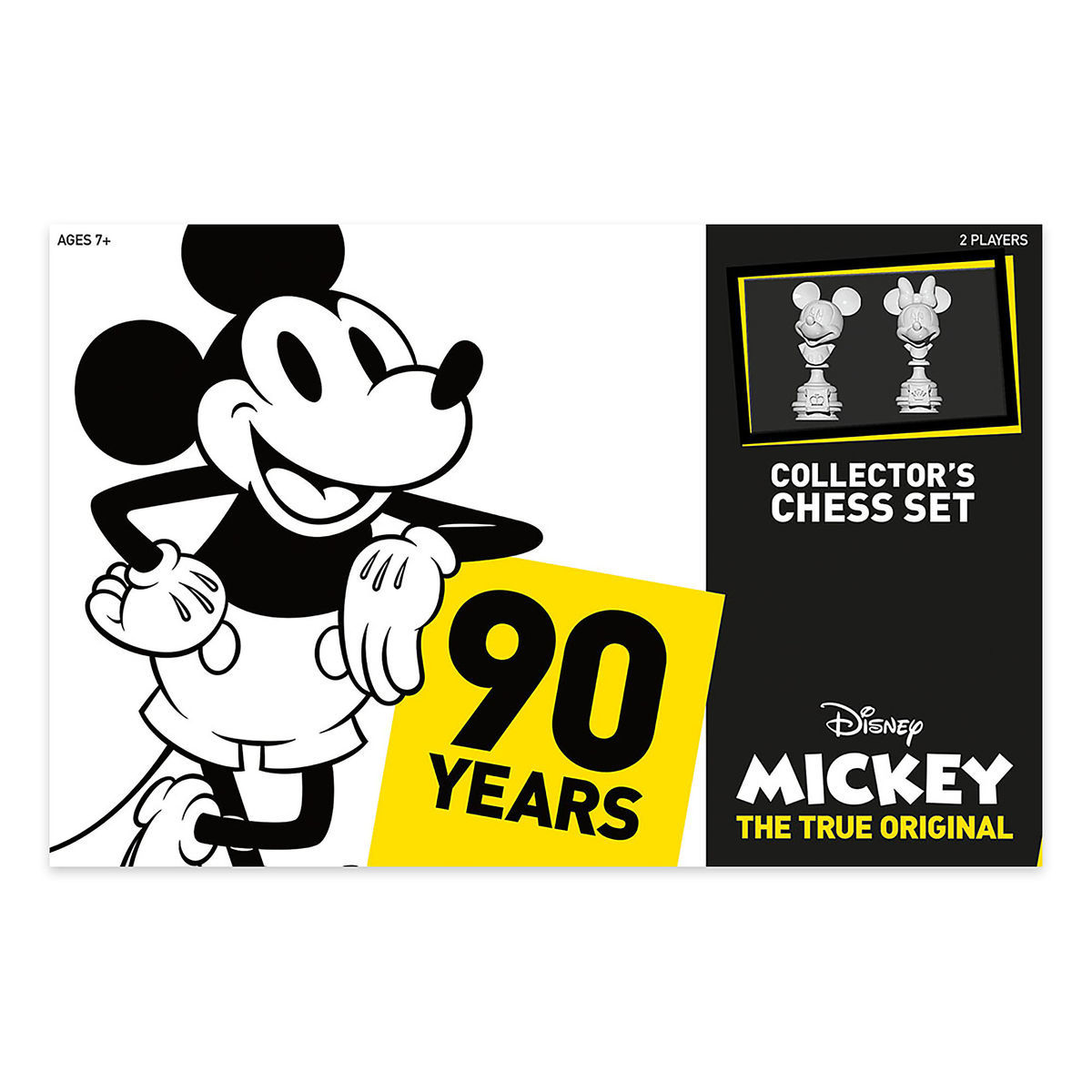 mickey mouse 90th anniversary chess set shopdisney