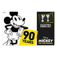 Image of Mickey Mouse 90th Anniversary Chess Set # 7