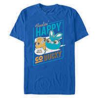 디즈니 토이스토리4 더키와 버니 반팔티 Disney Ducky and Bunny T-Shirt for Men - Toy Story 4