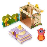 Image of King Louie Starter Home Playset - Disney Furrytale friends - The Jungle Book # 3