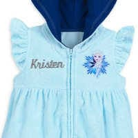 Image of Elsa Cover-Up for Kids - Frozen - Personalizable # 6