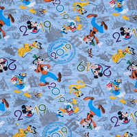 Image of Mickey Mouse and Friends Ringer T-Shirt for Kids - Disneyland 2019 # 3