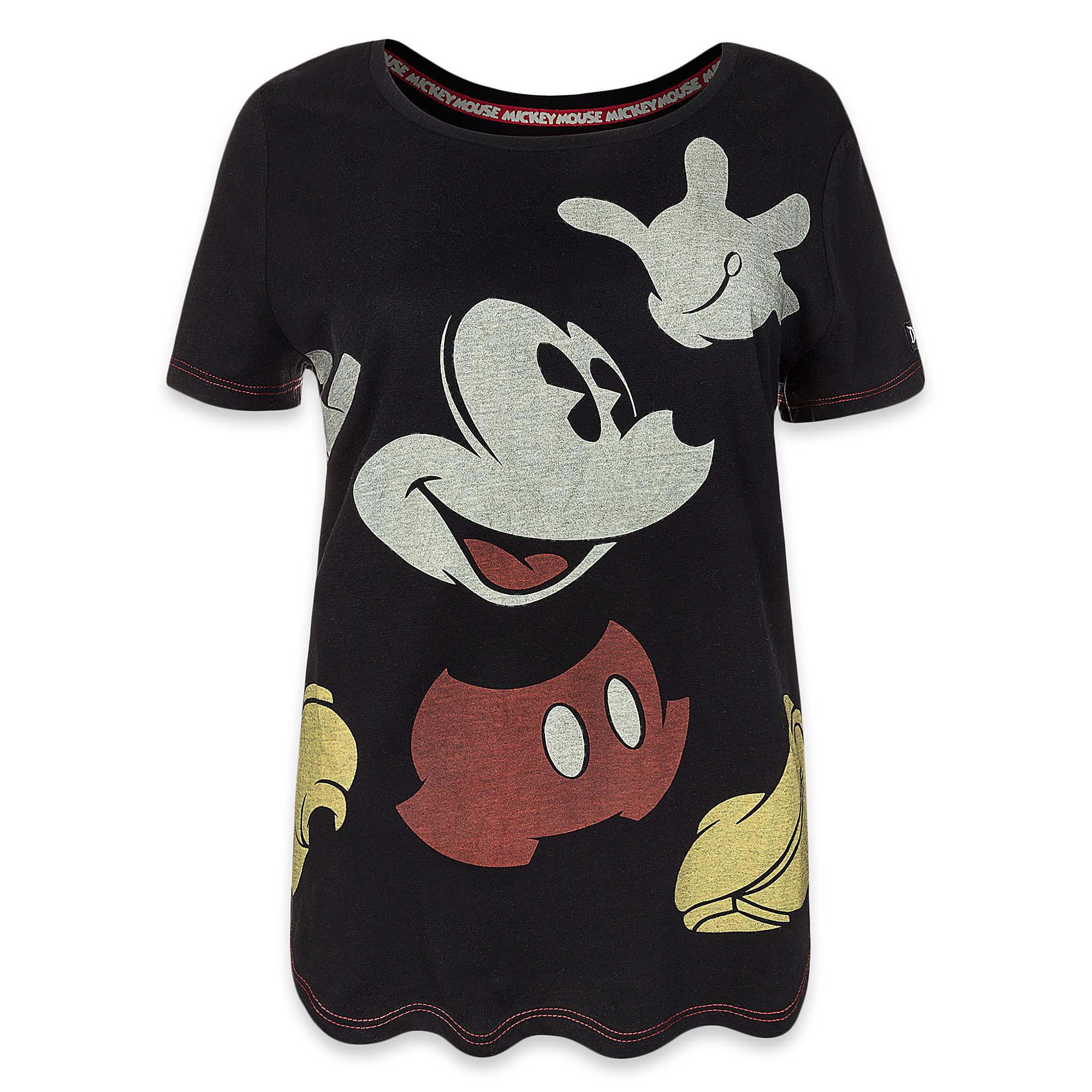 Mickey Mouse T-Shirt - Disneyland - Women