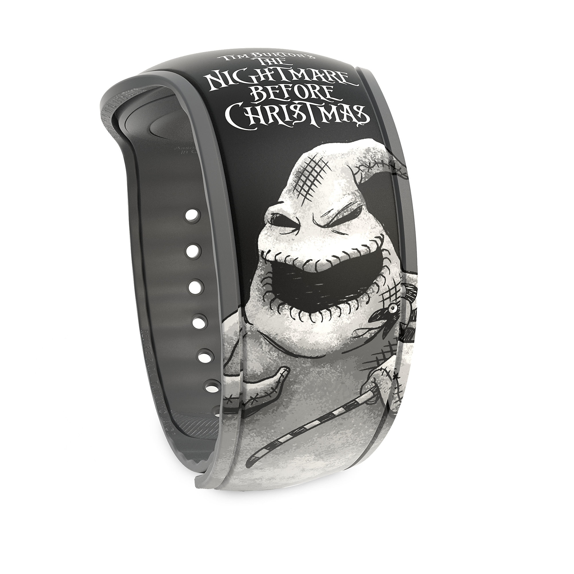 Oogie Boogie with Lock, Shock & Barrel MagicBand 2