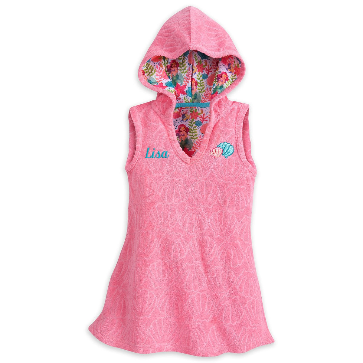 Thumbnail Image Of Ariel Cover Up For Girls