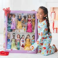 Image of Disney Princess Classic Doll Collection Gift Set # 3
