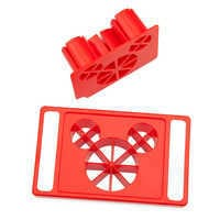 Image of Mickey Mouse Food Cutter - Disney Eats # 1