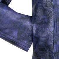 Image of Mal Faux Leather Moto Jacket for Girls - Descendants 3 # 6
