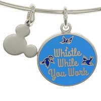 Image of Snow White ''Whistle While You Work'' Bangle by Alex and Ani # 6