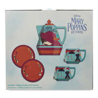 Image of Mary Poppins Tea Set - Mary Poppins Returns # 3