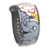 Image of Dumbo MagicBand 2 - Live Action - Limited Edition # 1