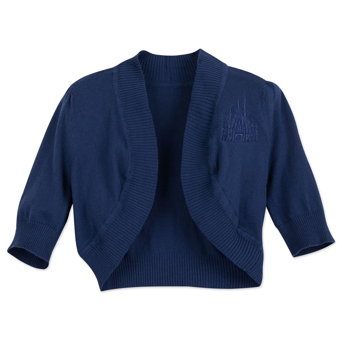 Fantasyland Castle Cardigan For Women By Her Universe   Navy by Disney