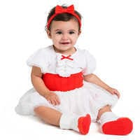Image of Mary Poppins Costume Bodysuit Set for Baby # 2