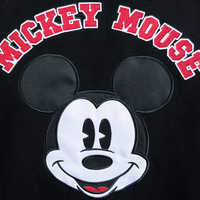 Image of Mickey Mouse Letterman Jacket for Adults # 4