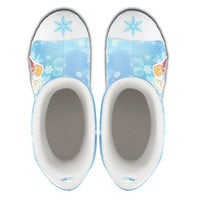 Image of Anna and Elsa Crocs™ Rain Boots for Girls # 2