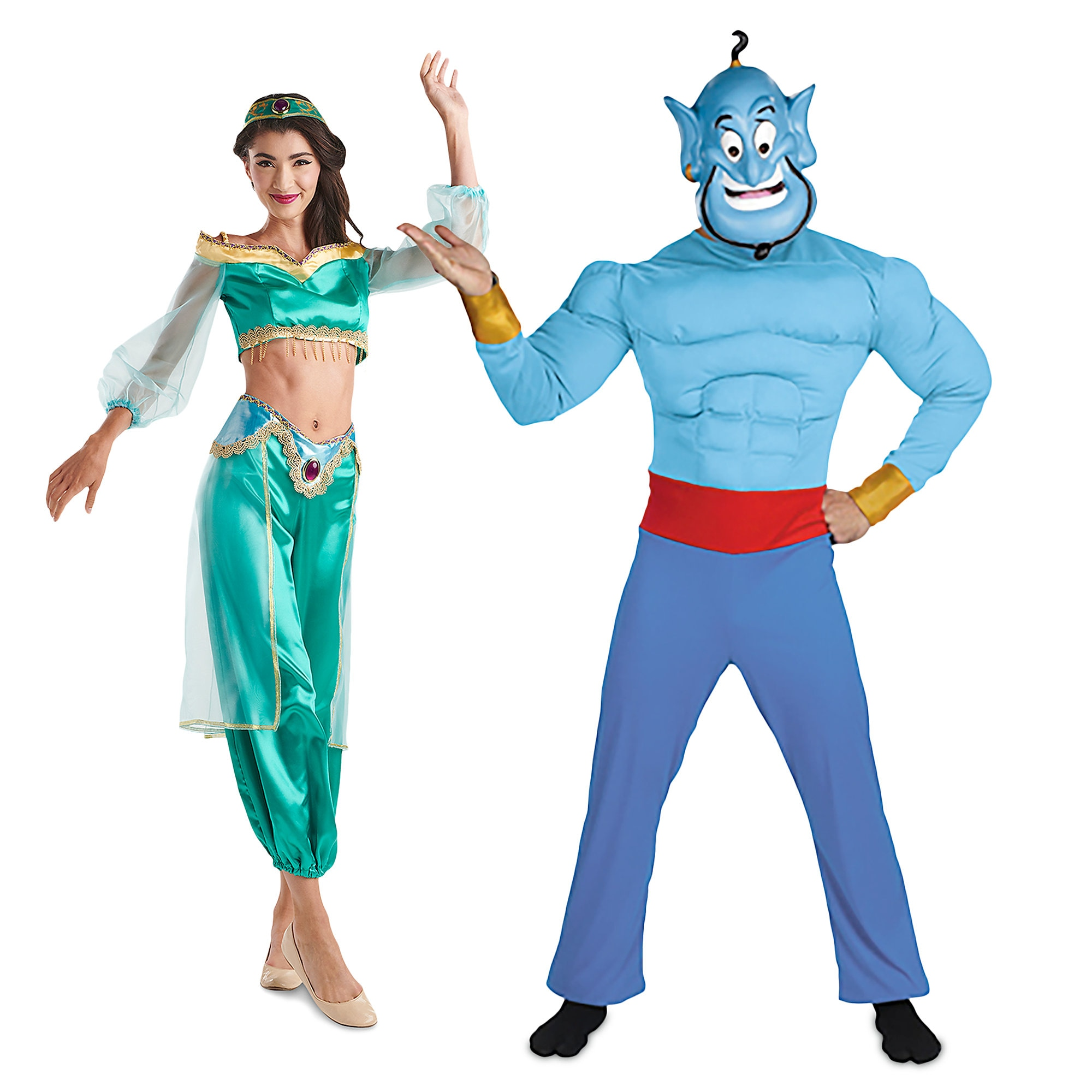 Aladdin Costume Collection for Adults