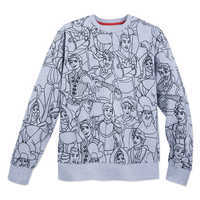 Image of Disney Prince Sweatshirt for Adults - Oh My Disney # 1