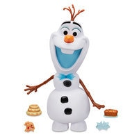 Image of Olaf Snack-Time Surprise Figure - Olaf's Frozen Adventure # 1