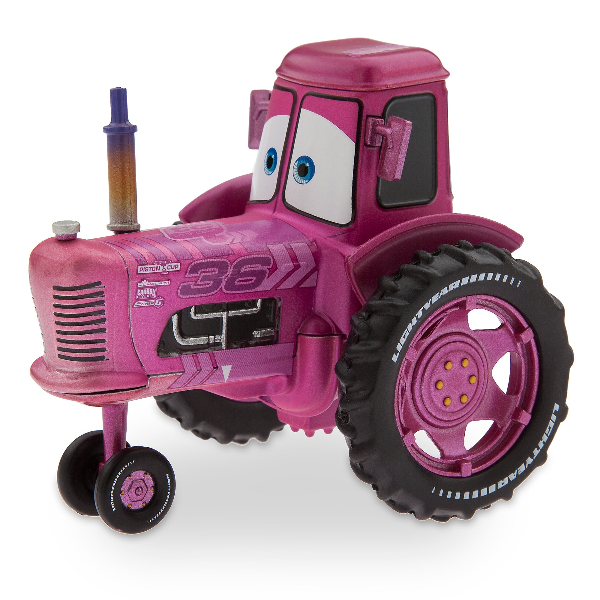 Tank Coat Tractor Die Cast Car - Cars - Chaser Series