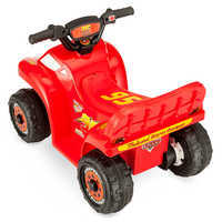 Image of Lightning McQueen Electric Ride-On Quad # 2