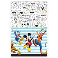 Image of Mickey Mouse On the Go Table Cover # 1
