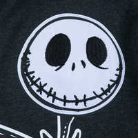 Image of Jack Skellington Hooded Fleece Top for Boys - Nightmare Before Christmas # 2