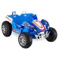 Image of Captain America Electric Ride-On Dune Buggy # 4