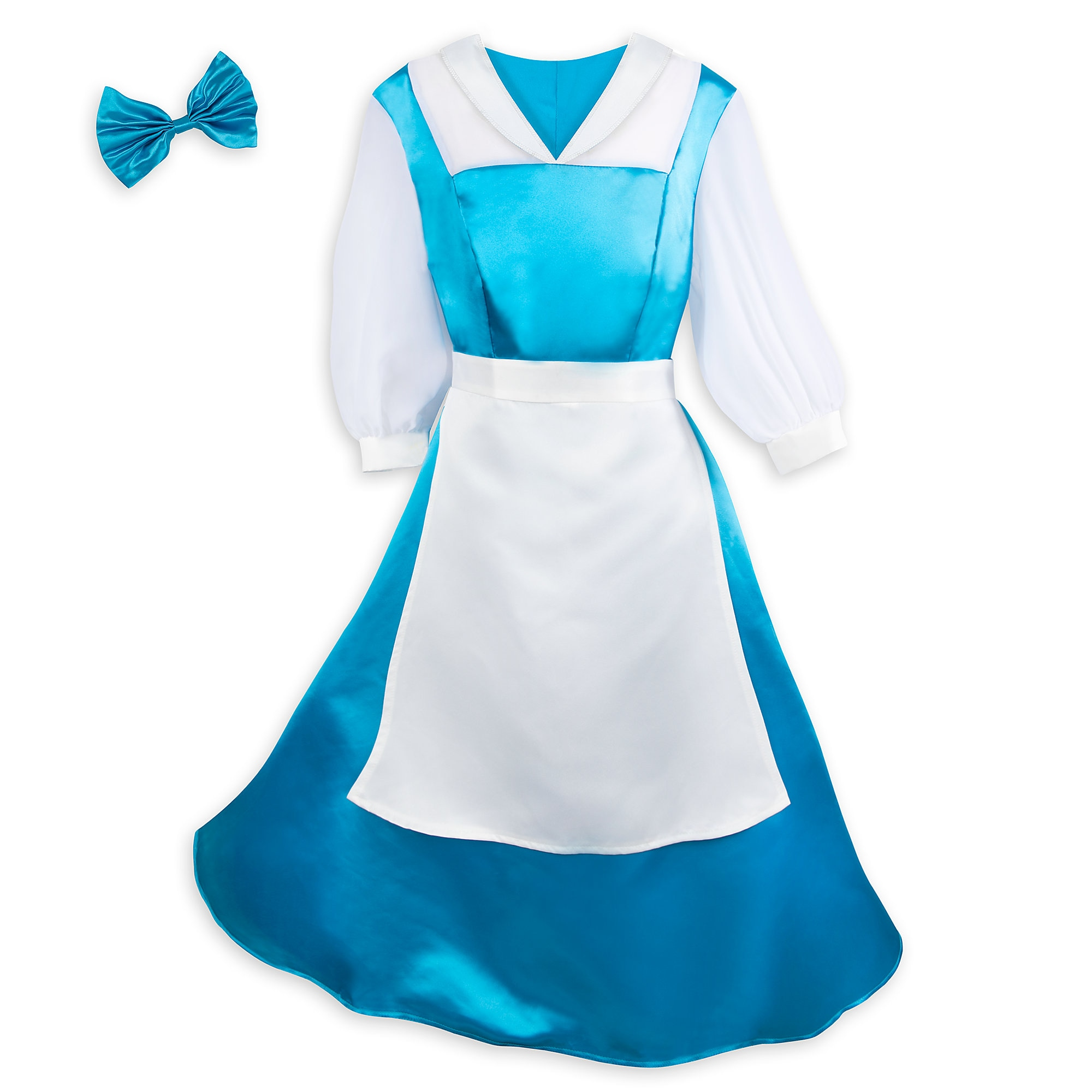 Belle Costume Dress Set for Adults by Disguise  sc 1 st  shopDisney & Belle Costume Dress Set for Adults by Disguise | shopDisney