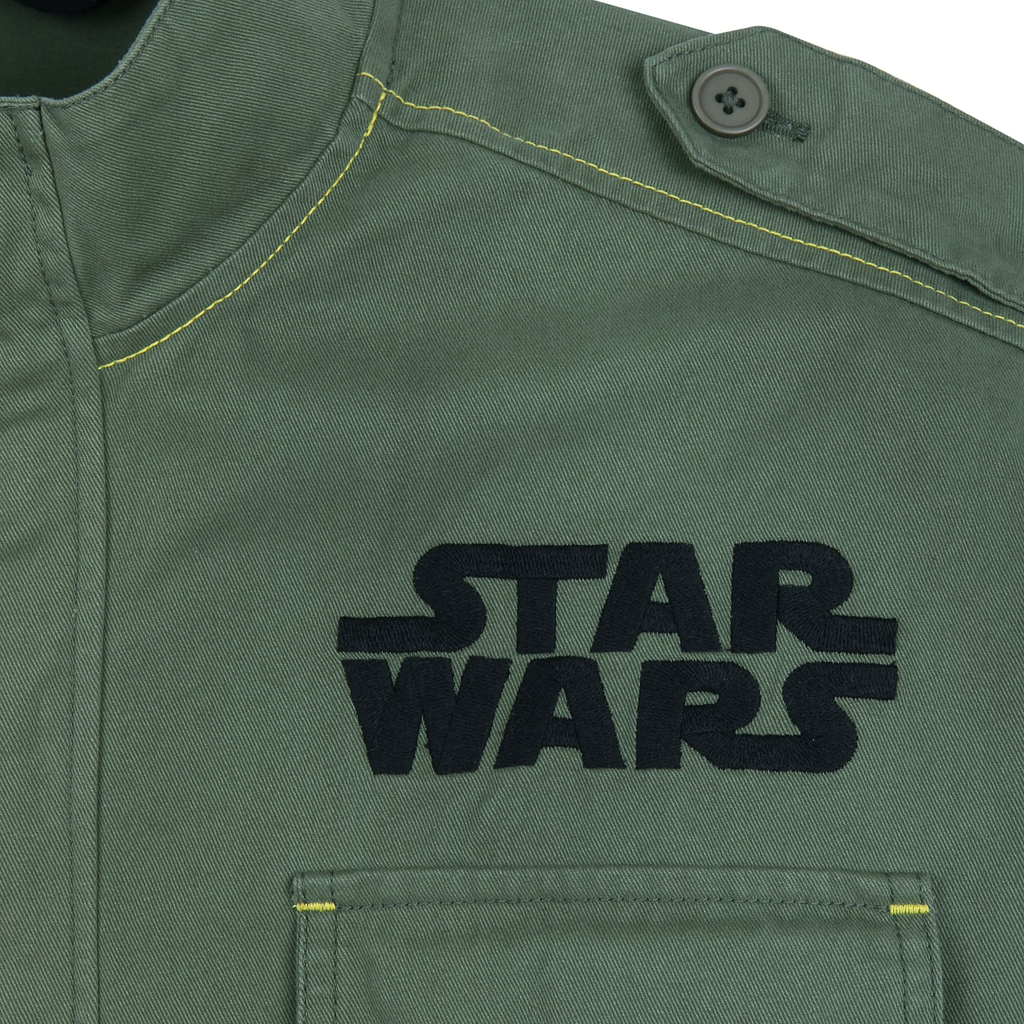 f4e8fec3293 Boba Fett Military Jacket for Adults - Star Wars now available for ...