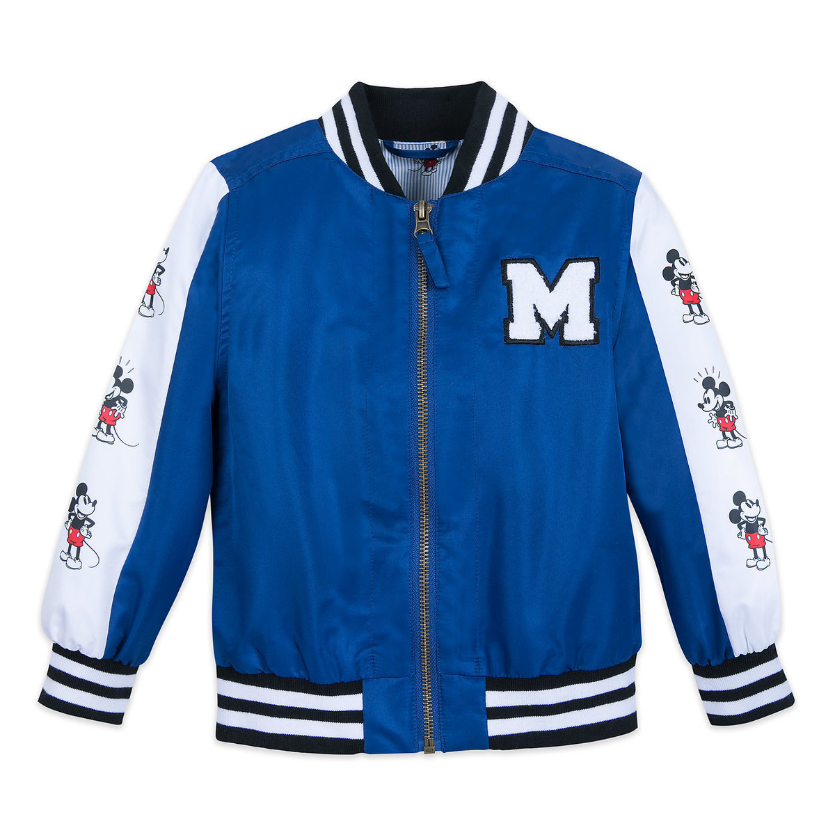 c8972038a Product Image of Mickey Mouse Varsity Jacket for Boys # 1