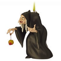 Disney Store deals on Evil Queen as Hag Sketchbook Ornament