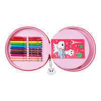 Image of Marie Zip-Up Stationery Kit - Disney Furrytale friends # 2