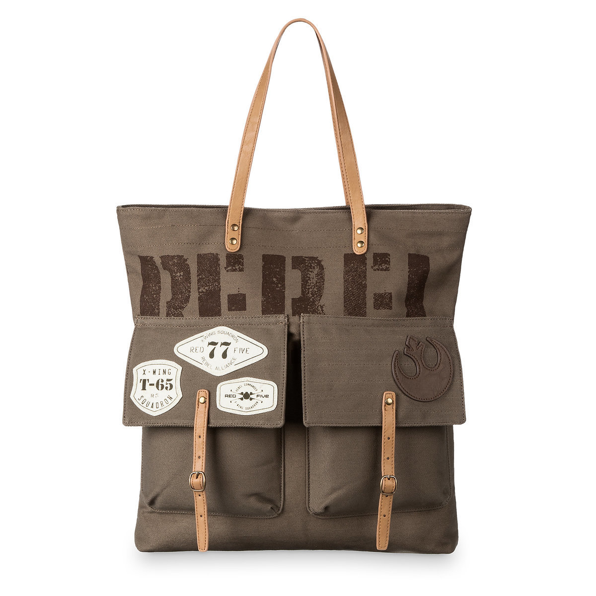 b4b6bb3c1b Product Image of Star Wars: Rebel Resistance Tote Bag by Loungefly # 1