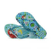 Image of Ariel Flip Flops for Kids by Havaianas # 4