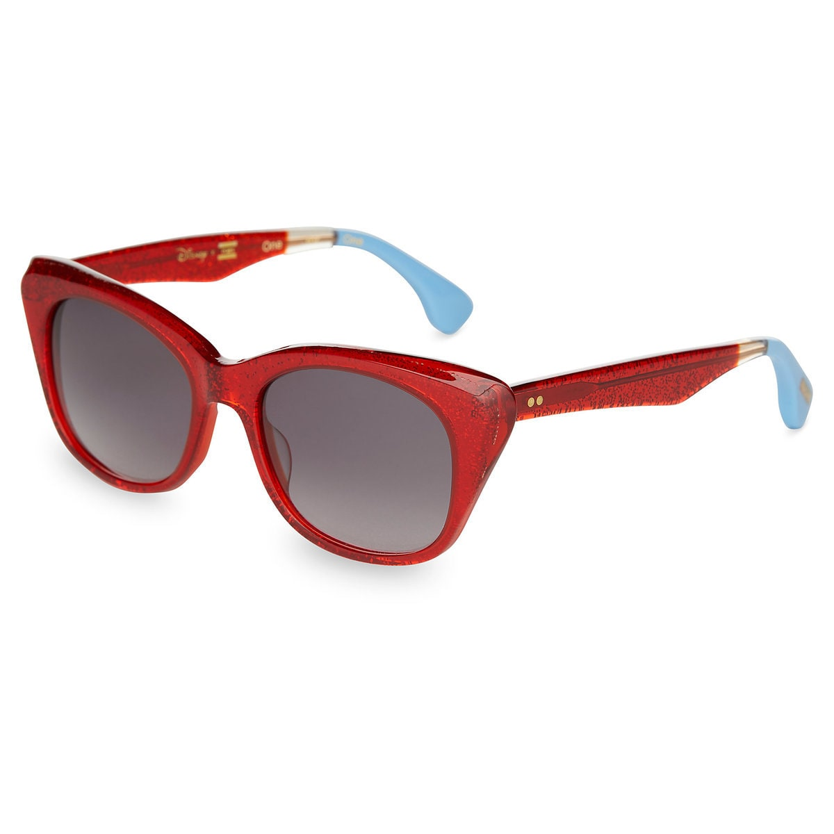 ebf0e239f56d9 Product Image of Snow White Red Glitter Kitty Sunglasses by TOMS   1