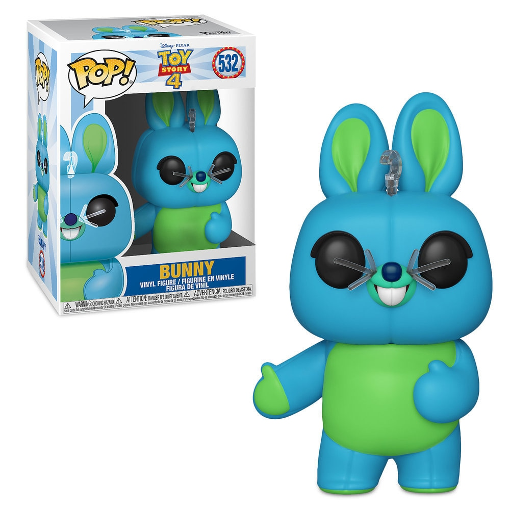 Bunny Pop! Vinyl Figure by Funko - Toy Story 4 Official shopDisney