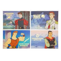 Image of Disney Prince Postcard Set - Oh My Disney # 5