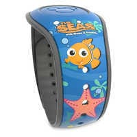 Image of The Seas with Nemo & Friends MagicBand 2 - Limited Release # 2