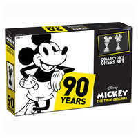 Image of Mickey Mouse 90th Anniversary Chess Set # 5