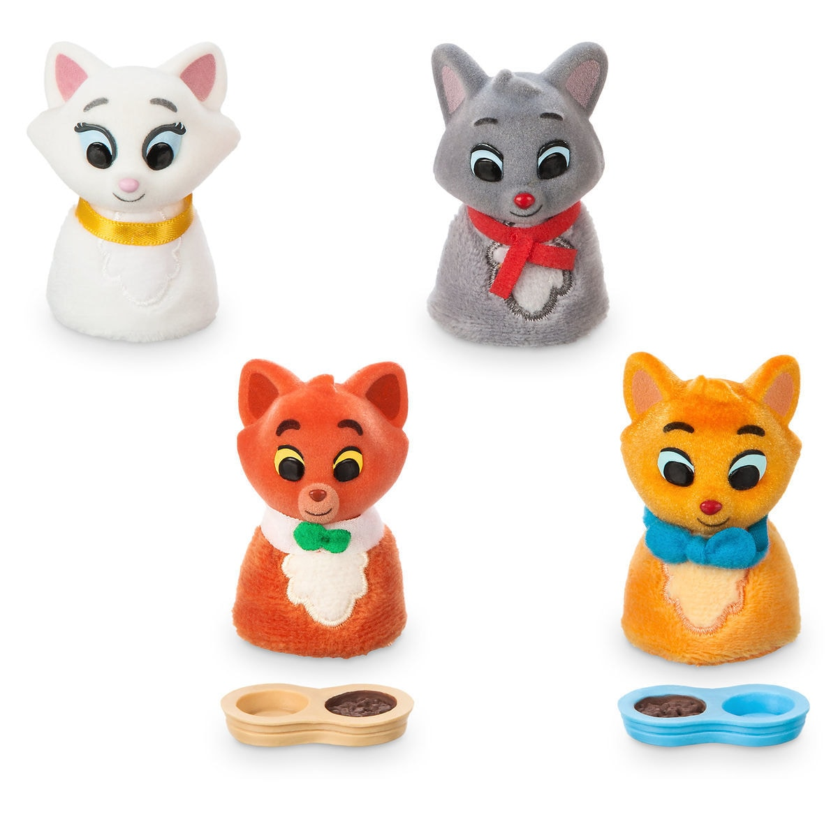 Aristocats Family Pack Playset Disney Furrytale Friends Shopdisney