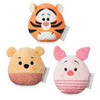 Image of Winnie the Pooh Plush Toy Set for Baby # 1