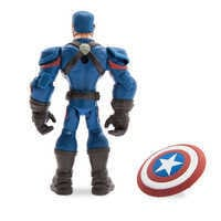 Image of Captain America Action Figure - Marvel Toybox # 3