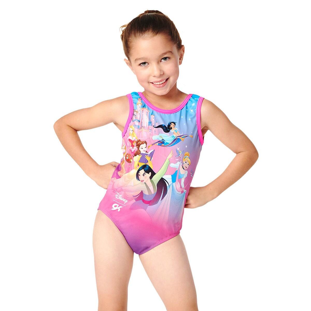 b7b9957fa Disney Princess Leotard - Girls