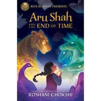 Image of Aru Shah and the End of Time Book # 1