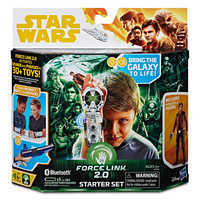 Image of Han Solo Action Figure Force Link 2.0 Starter Kit - Solo: A Star Wars Story # 2