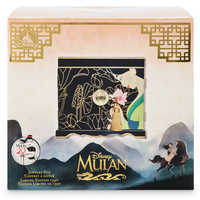 Image of Mulan 20th Anniversary Jewelry Box - Limited Edition # 7